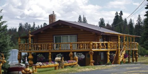 Top 5 Trends in Log Home Construction
