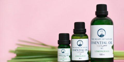Store Essential Oils